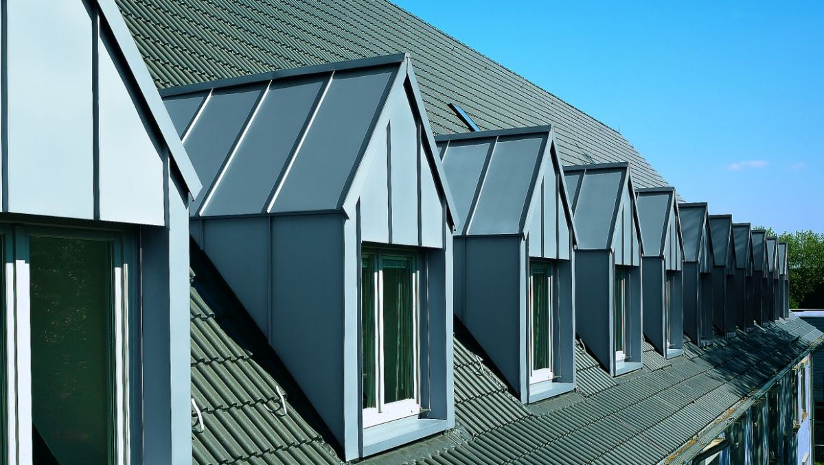 Zinc Roof Costs Amp Prices 2020 Price This Please