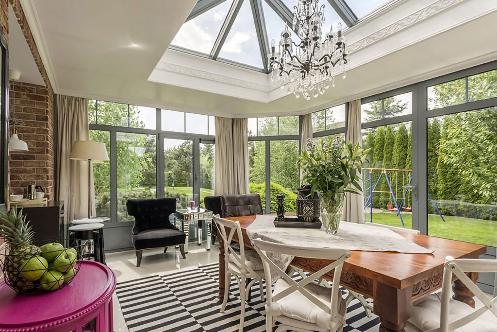 Conservatory Cost & Prices 2021